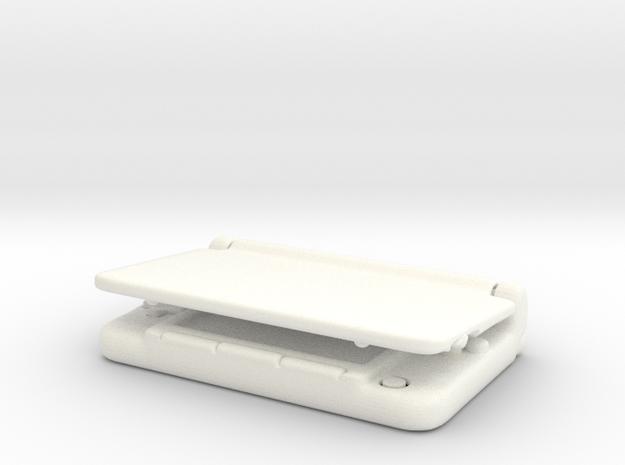 Nintendo 3dsXL:Miniature 1/3 size