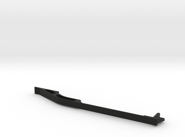 YZ2-MAX4 Sidepod Left in Black Strong & Flexible