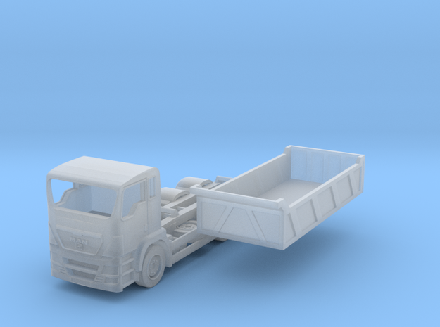 N Scale MAN TGS Dump Truck