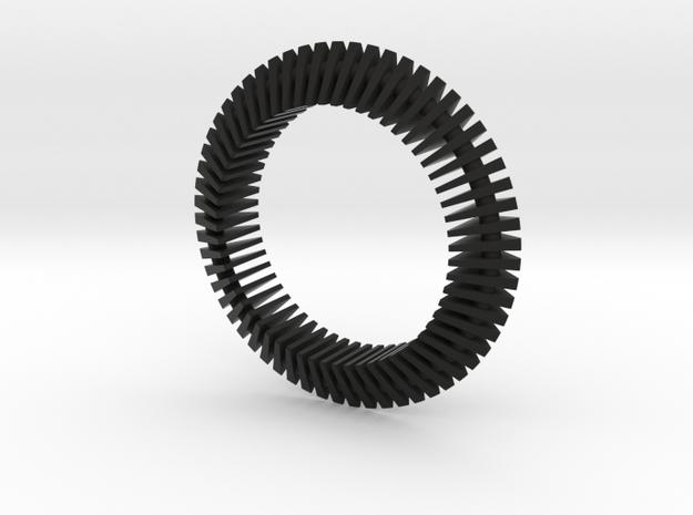 Floors Bracelet 03 3d printed