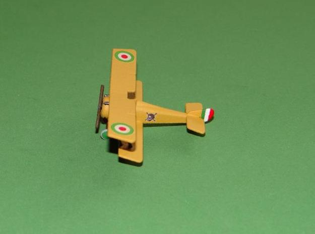 "Hanriot HD.1 ""Wingman"" 1:144th Scale 3d printed"
