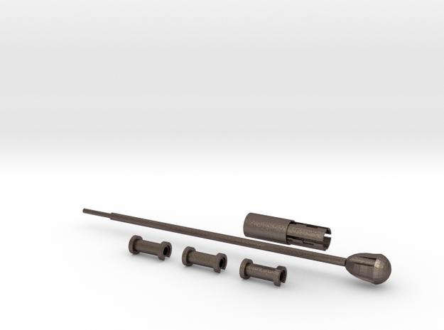 NewYorkGun Heater Tube A in Stainless Steel