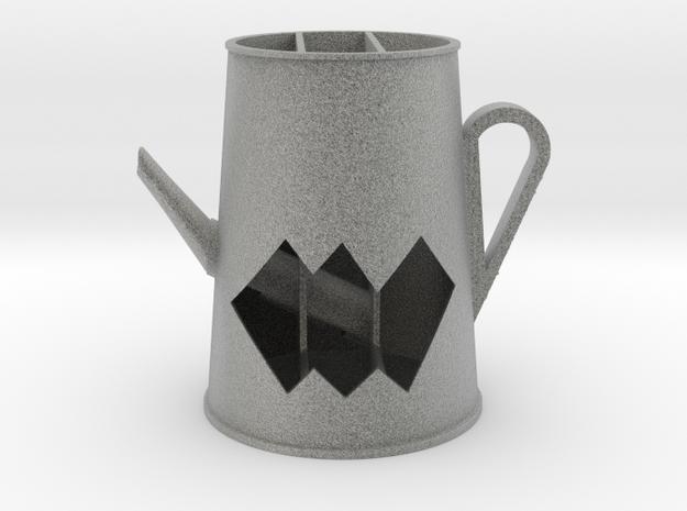 Combo Pot  (Cut Away View) in Metallic Plastic