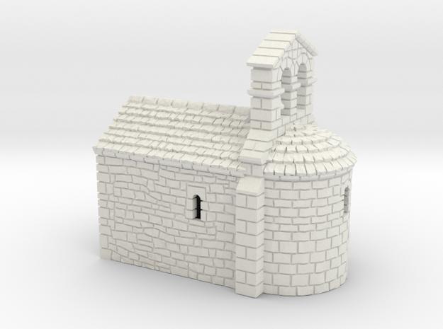 ZRelCh01 Small romanesque chapel