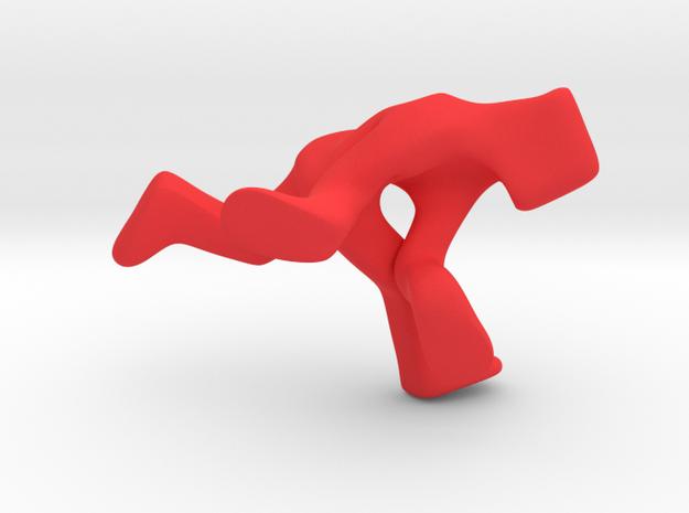 Baby Freeze in Red Processed Versatile Plastic