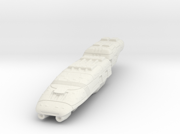 colonial-support ship in White Natural Versatile Plastic