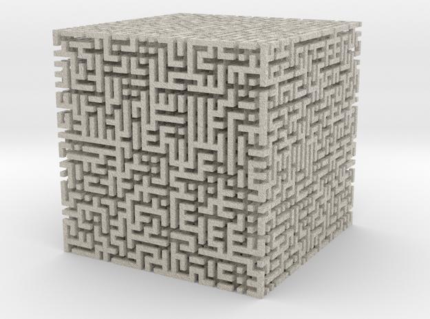 Mazed in Sandstone