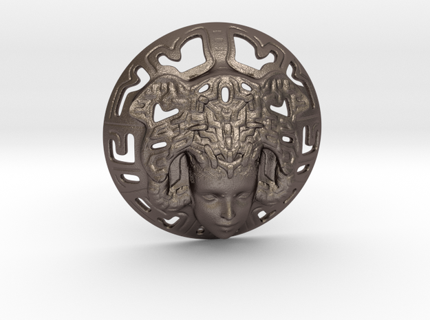 Mayan Princess 7 Cm in Stainless Steel