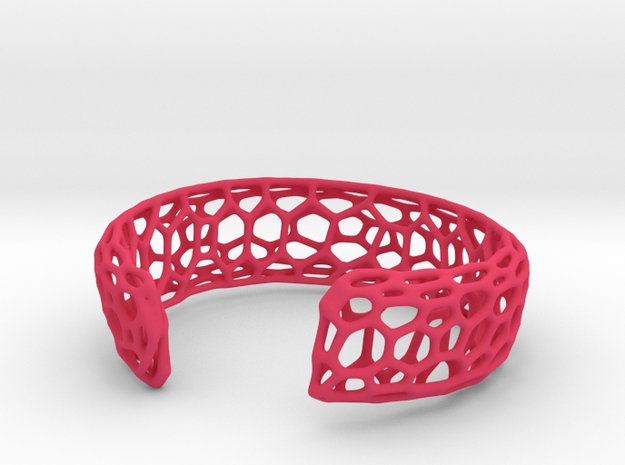 Frohr Design Bracelett Cell Cylce C in Pink Strong & Flexible Polished