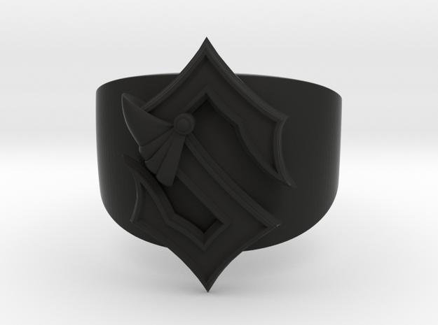 Sabaton Ring (male) 3d printed