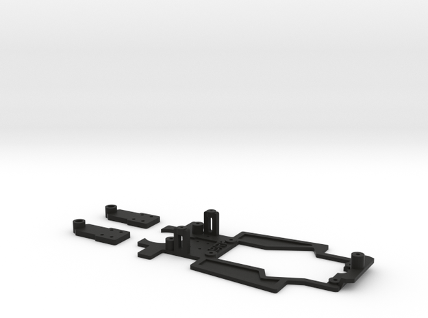 Chasis para 935 Scaleauto in Black Strong & Flexible