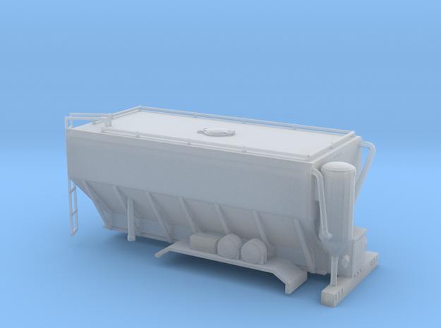 1/64th Stoltz Site Spreader truck body in Smooth Fine Detail Plastic