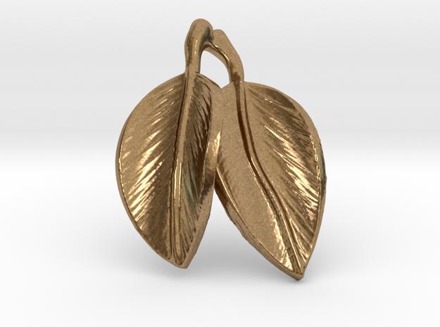 leaves pendant