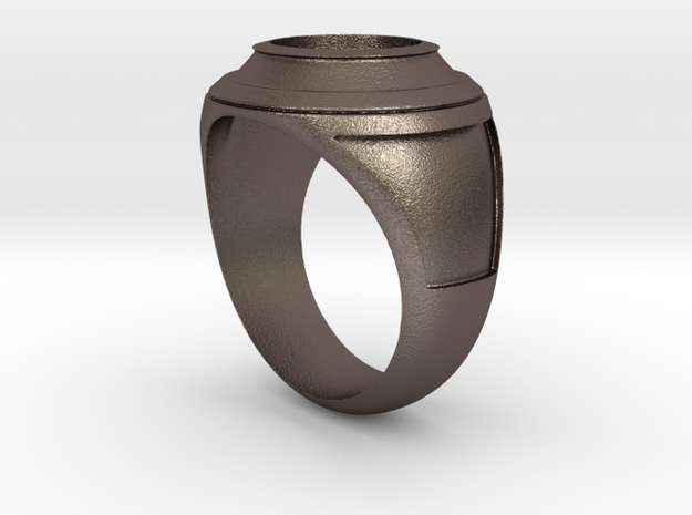 university ring - make it personal - in Stainless Steel