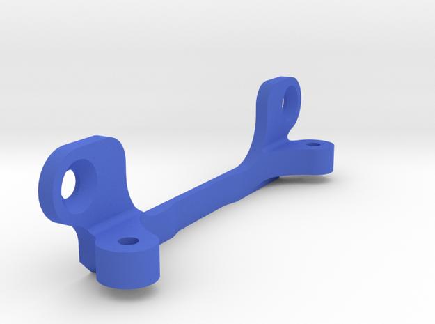 Barre Sup Tri Damper V2 in Blue Processed Versatile Plastic