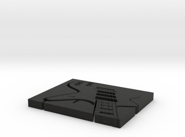 Guitar 3d printed