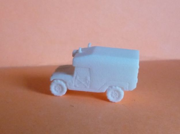 1/144 Humvee Ambulance (Dual Pack) 3d printed