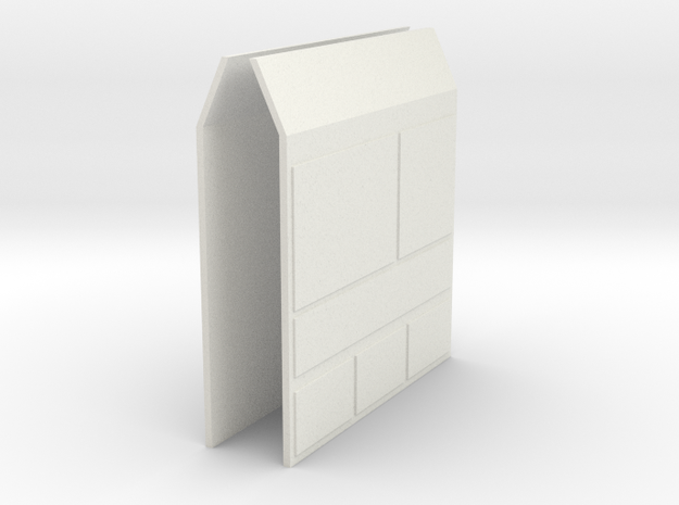 CJ GTW 2-6 - Part Studio 3 in White Natural Versatile Plastic