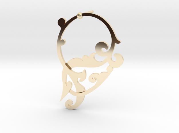 CODE SL02Z4 - EARING