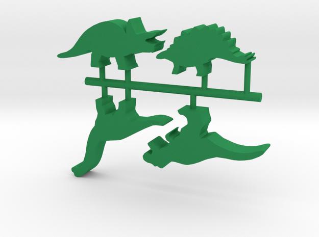 Game Piece, Dino 4-set