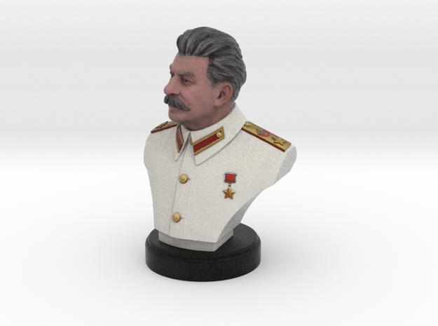Joseph Stalin Bust 100mm