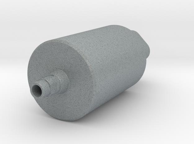 PMBONHRP Ti V1 X3 in Polished Metallic Plastic