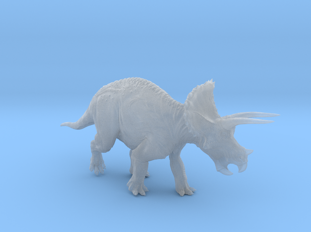 Triceratops 1/72 (No Quills) - DeCoster in Smooth Fine Detail Plastic