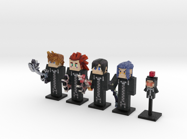 Organization XIII- Days 5-pack in Full Color Sandstone