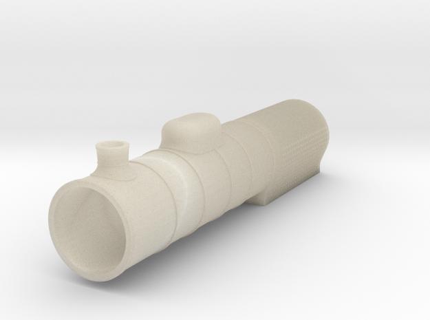 Kedel DSB Litra R 3d printed