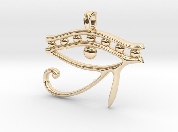 Eye of Horus Symbol Jewelry Pendant
