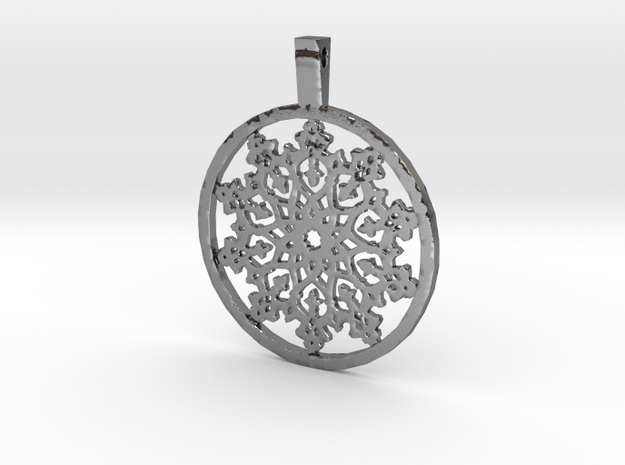 Test211 in Polished Silver