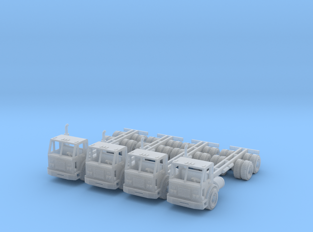Peterbilt 320 Long Bed Z Scale
