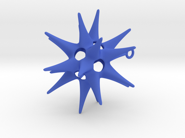 Starry Ornament 3d printed
