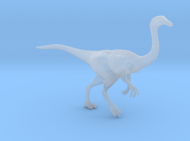 Gallimimus 1/144 Pose 01 - DeCoster