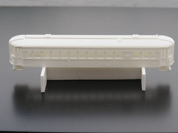 CNSM 741 - 751 series coach 3d printed Sprayed in grey primer