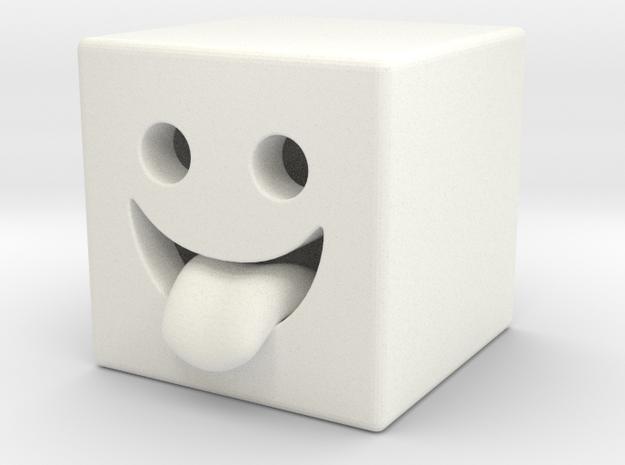 Robo Smile 3d printed