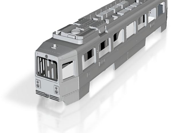 S Scale 1:64 Kawasaki LRV Body Shell 3d printed