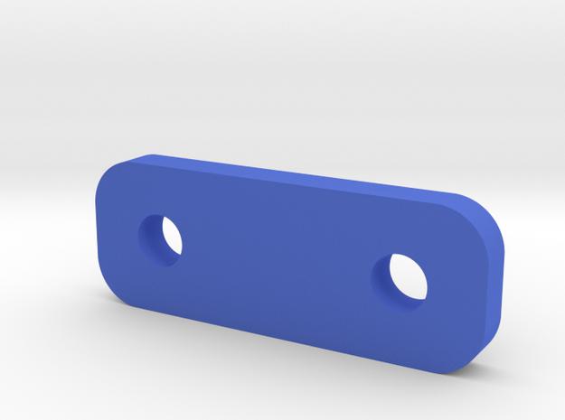PureThermal 1 Stand - Part 2/3 in Blue Processed Versatile Plastic