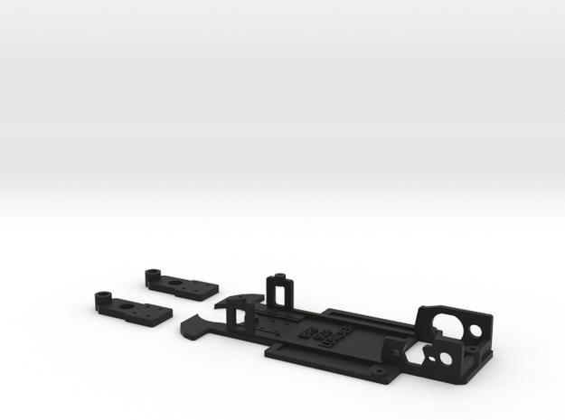 Chasis para  908/02 Flunder de Fly in Black Natural Versatile Plastic
