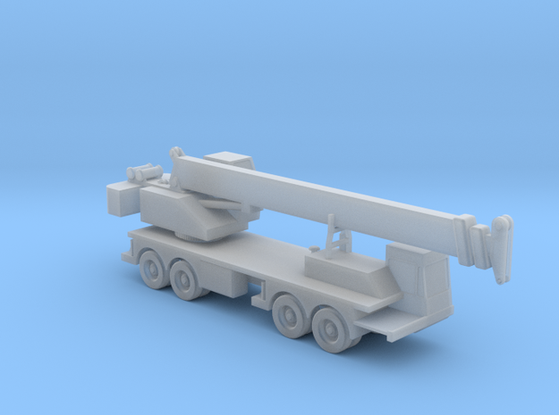 Grove TMS300 Crane - HOscale in Smooth Fine Detail Plastic
