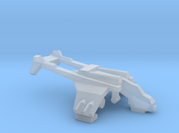 [3mm] Vehicle Lifter in Smooth Fine Detail Plastic