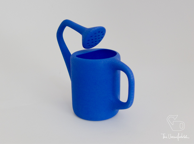The Uncomfortable Watering Can (10cm height)