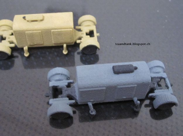 1/144 German Generator trailer