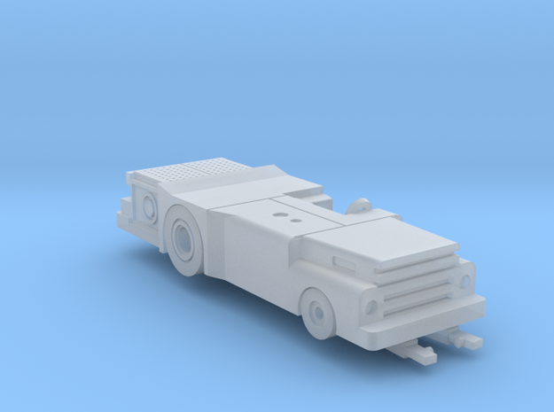 028C MD-3 Tow Tractor 1/96 3d printed