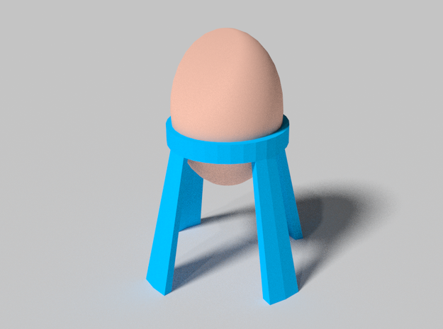 LaUNCH-PAD Egg Holder 3d printed