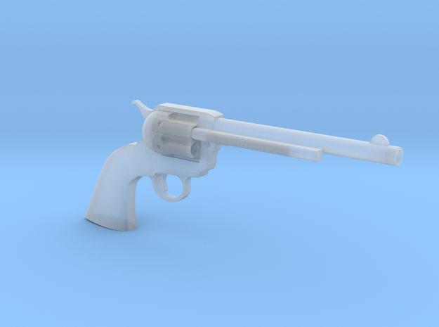 1/4 Scale Colt Peacemaker in Frosted Ultra Detail