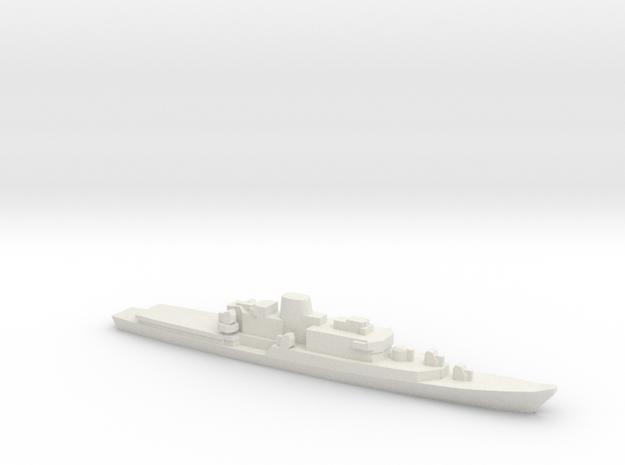 Alpino-class FFG w/ barrels, 1/3000 in White Natural Versatile Plastic