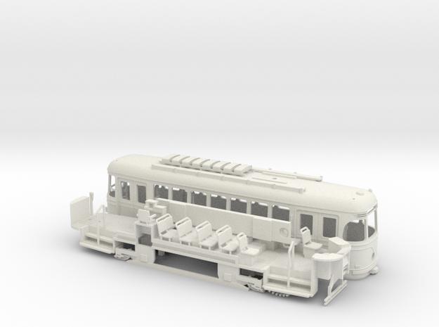 Wien Type L3 Nr.488-500 in White Strong & Flexible