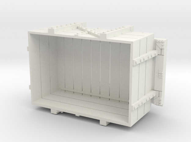 A-1-19-wdlr-a-class-open-2c in White Natural Versatile Plastic