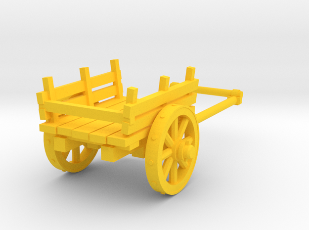 2-wheel cart, 28mm
